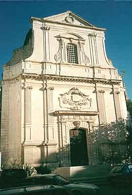 Le grand temple à Nîmes