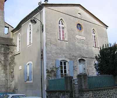 eglise évangélique libre de St Jean du Gard